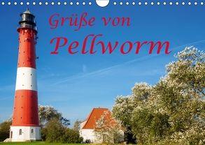 Grüße von Pellworm (Wandkalender 2018 DIN A4 quer) von photo impressions,  D.E.T.