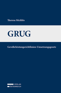 GRUG von Michlits,  Theresa