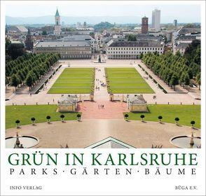 Grün in Karlsruhe von Bürgergartenschau e.V. Karlsruhe