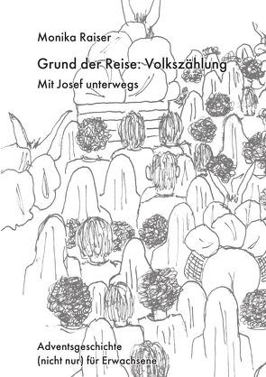 Grund der Reise: Volkszählung von Raiser,  Monika