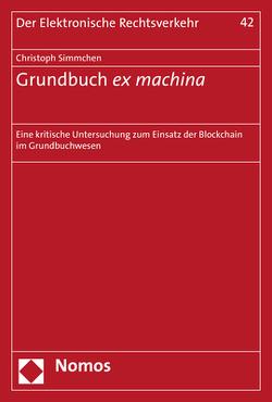 Grundbuch ex machina von Simmchen,  Christoph