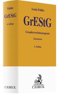 Grunderwerbsteuergesetz von Franz,  Willy, Pahlke,  Armin