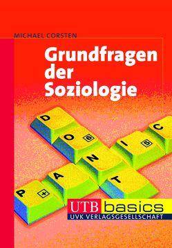 Grundfragen der Soziologie von Corsten,  Michael