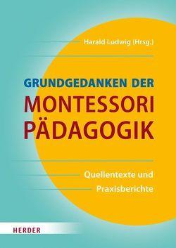 Grundgedanken der Montessori-Pädagogik von Ludwig,  Harald, Montessori,  Maria, Oswald,  Paul, Schulz-Benesch,  Günter