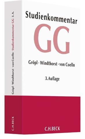 Grundgesetz von Coelln,  Christian von, Gröpl,  Christoph, Windthorst,  Kay