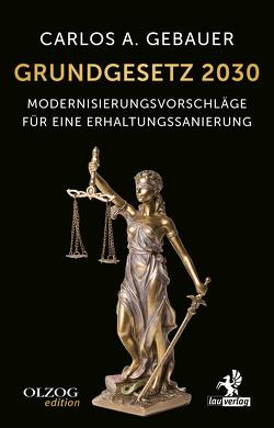 Grundgesetz 2030 von Gebauer,  Carlos A