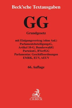 Grundgesetz für die Bundesrepublik Deutschland von Voßkuhle,  Andreas