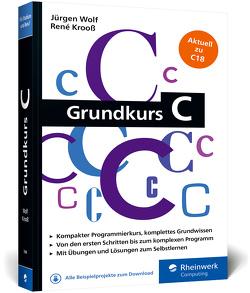 Grundkurs C von Krooß,  René, Wolf,  Jürgen
