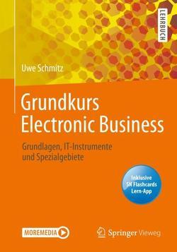 Grundkurs Electronic Business von Schmitz,  Uwe