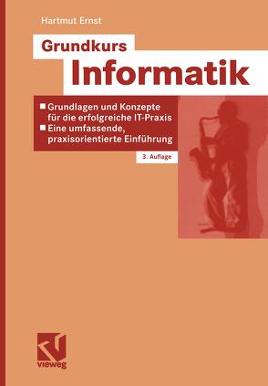Grundkurs Informatik von Ernst,  Hartmut