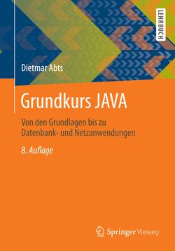 Grundkurs JAVA von Abts,  Dietmar