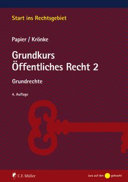 Grundkurs Öffentliches Recht 2 von Krönke,  Christoph, Papier,  Hans Jürgen