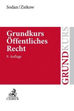Grundkurs Öffentliches Recht von Sodan,  Helge, Ziekow,  Jan