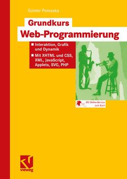 Grundkurs Web-Programmierung von Pomaska,  Günter