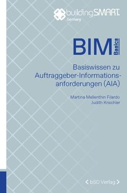 Basiswissen zu Auftraggeber-Informationsanforderungen (AIA) von Krischler,  Judith, Mellenthin Filardo,  Martina