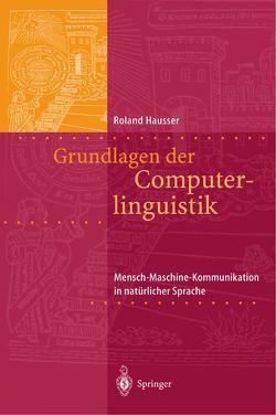 Grundlagen der Computerlinguistik von Hausser,  Roland R.