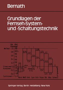 Grundlagen der Fernseh-System- und -Schaltungstechnik von Bernath,  K. W.