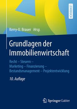 Grundlagen der Immobilienwirtschaft von Brauer,  Kerry-U.