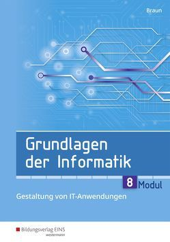Grundlagen der Informatik von Braun,  Wolfgang