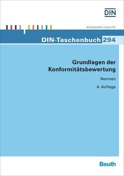 Grundlagen der Konformitätsbewertung – Buch mit E-Book