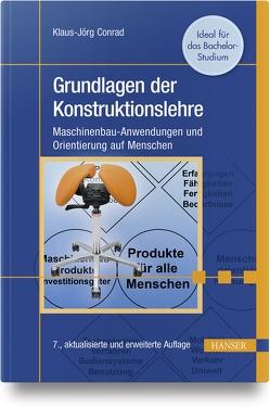 Grundlagen der Konstruktionslehre von Conrad,  Klaus-Jörg