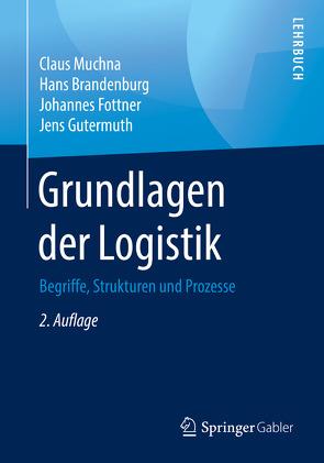 Grundlagen der Logistik von Brandenburg,  Hans, Fottner,  Johannes, Gutermuth,  Jens, Muchna,  Claus