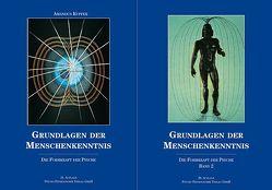 Grundlagen der Menschenkenntnis – Band I+II von Kupfer,  Amandus