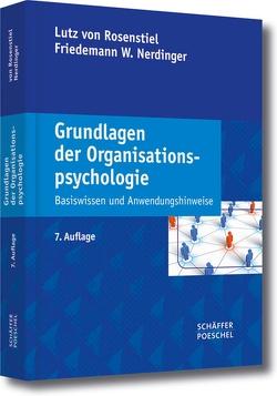 Grundlagen der Organisationspsychologie von Nerdinger,  Friedemann W.
