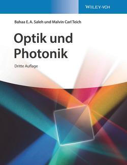 Grundlagen der Photonik von Bär,  Michael, Saleh,  Bahaa E. A., Teich,  Malvin Carl