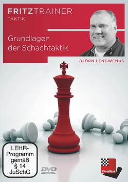 Grundlagen der Schachtaktik von Lengwenus,  Björn
