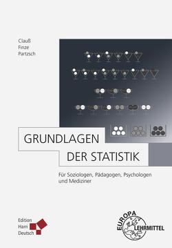 Grundlagen der Statistik von Finze,  Falk-Rüdiger, Partzsch,  Lothar