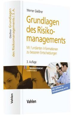 Grundlagen des Risikomanagements von Gleißner,  Werner