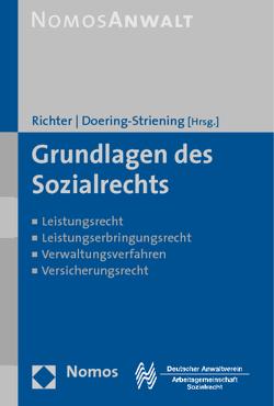Grundlagen des Sozialrechts von Doering-Striening,  Gudrun, Richter,  Ronald
