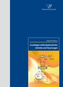 Grundlagen elektrohydraulischer Antriebe und Steuerungen von Helduser,  Siegfried