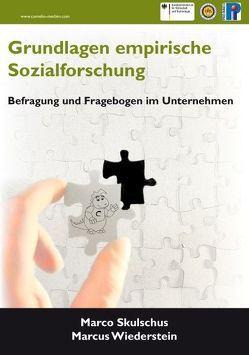 Grundlagen empirische Sozialforschung von Skulschus,  Marco, Wiederstein,  Marcus