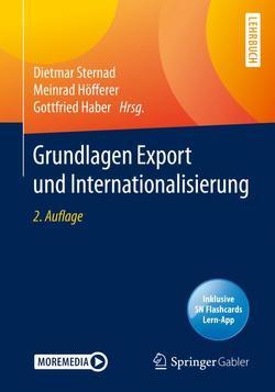 Grundlagen Export und Internationalisierung von Haber,  Gottfried, Höfferer,  Meinrad, Sternad,  Dietmar