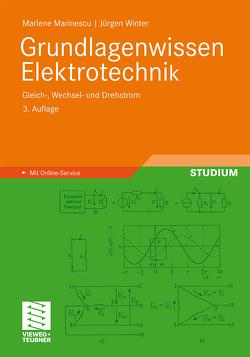 Grundlagenwissen Elektrotechnik von Marinescu,  Marlene, Winter,  Jürgen