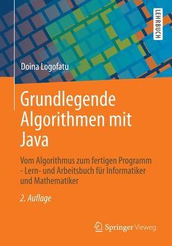 Grundlegende Algorithmen mit Java von Logofătu,  Doina
