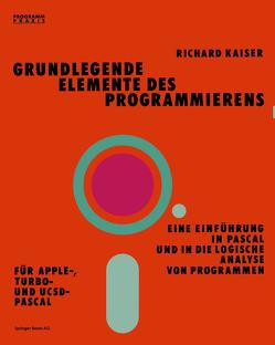 Grundlegende Elemente des Programmierens von Kaiser