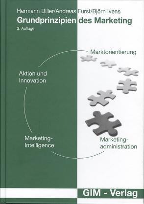 Grundprinzipien des Marketing von Diller,  Hermann
