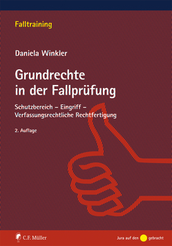 Grundrechte in der Fallprüfung von Winkler,  Daniela