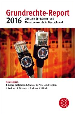 Grundrechte-Report 2016 von Müller-Heidelberg,  Till