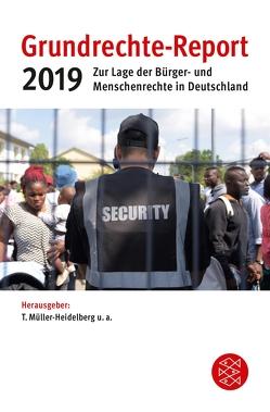 Grundrechte-Report 2019 von Müller-Heidelberg,  Till