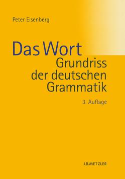 Grundriss der deutschen Grammatik von Eisenberg,  Peter