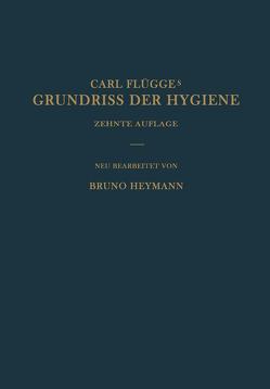Grundriss der Hygiene von Heymann,  Bruno