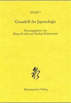 Grundriss der Japanologie von Kracht,  Klaus, Rüttermann,  Markus