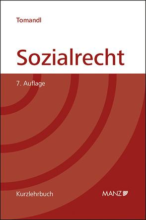 Grundriss des österreichischen Sozialrechts von Tomandl,  Theodor