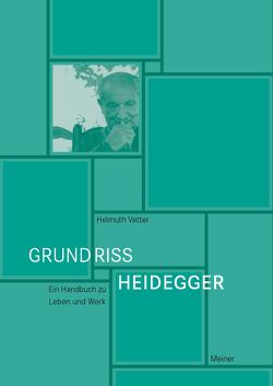 Grundriss Heidegger von Vetter,  Helmuth