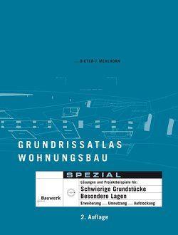 Grundrissatlas Wohnungsbau Spezial von Mehlhorn,  Dieter-J.