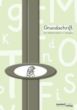 Grundschrift mit Lineatur von Wachendorf,  Peter